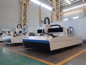 cnc fiber meta laser cutting machine