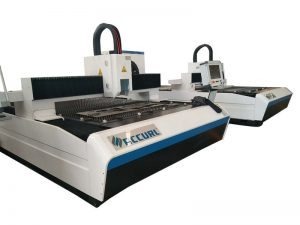cheap cnc 2000w ipg fiber optic 4000mm laser sheet metal cutter for sale