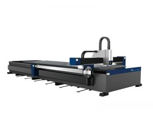 professional cnc fiber laser cutting machine for brass sheet japanese yaskawa servo motor