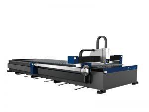 professionell cnc-fiberlaserskärmaskin för japansk yaskawa servomotor