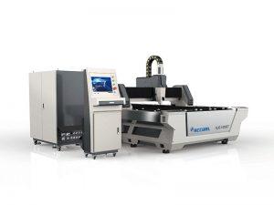 χαμηλό κόστος λέιζερ μέταλλο κοπής μηχανή CNC μηχανή ίνας