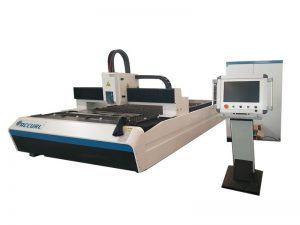 300w 500w 750w carbon steel/stainless metal sheet cnc fiber laser cutting machine for sale