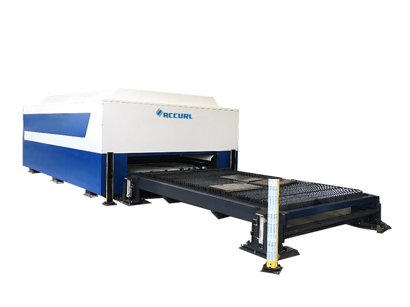 cnc laser cutting machine video