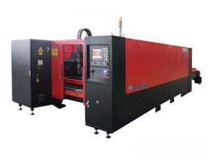 1000w 2000w 3000w CNC μηχανή κοπής μηχανής κοπής λέιζερ με ίνες 3000 * 1500mm