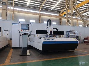 cnc mesin pemotong laser logam