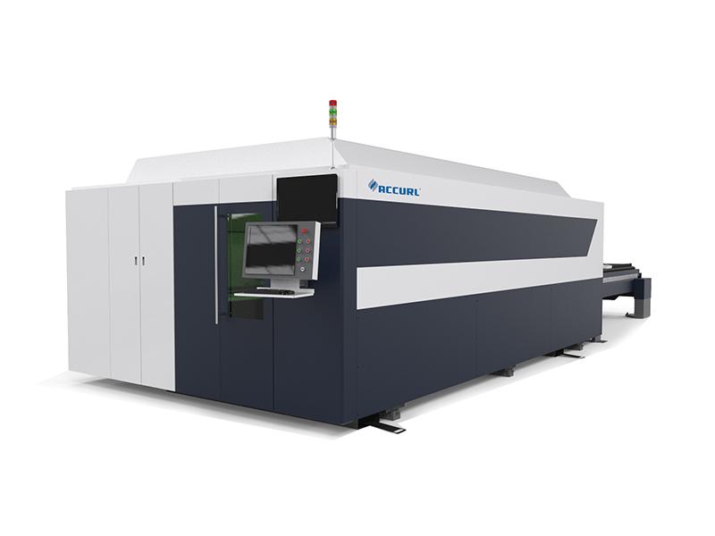 cnc métal laser machine de découpe prix