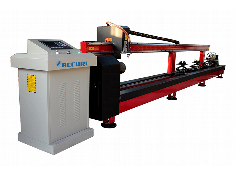 CNC μηχανή κοπής προφίλ σωλήνων