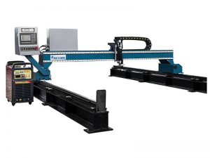 accuracy cnc plasma steel cutting machine / messer cnc plasma cutter