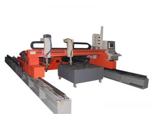 Automatic Hypertherm CNC Plasma Cutting Machine , Industrial CNC Plasma Cutter