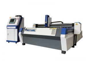 Cortador de plasma cnc máquina de corte plasma do fabricante cnc router