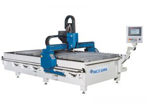 easy operation gantry cnc high definition plasma cutting machine
