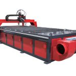 stainless steel /aluminum/iron sheet 1530 table cnc plasma cutting machine with cad program