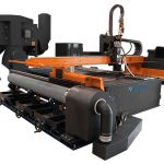 cnc plasma cutting table machine
