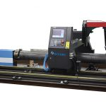 शौक सीएनसी प्लाज्मा कटर, धातु के लिए सीएनसी प्लाज्मा ट्यूब काटने की मशीन