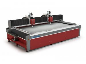 automatic cnc water jet cutting machine water metal cutter no heat affected zone
