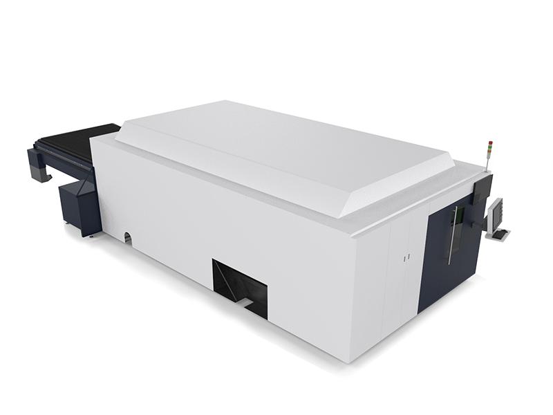 kompakti laserleikkauskone