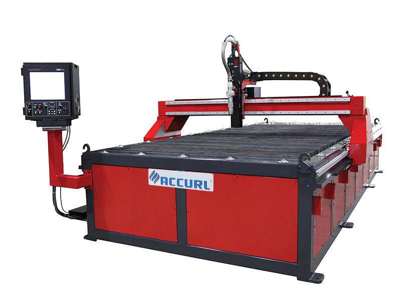 cost of cnc plasma cutting machine