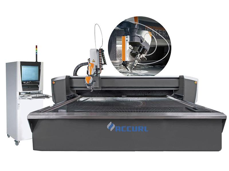 desktop water jet cutting machine