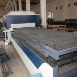 fabrik birbaşa çindən karbon polad lif lazer kəsmə maşını təmin edir