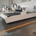 serat 700w mesin pemotong stainless steel