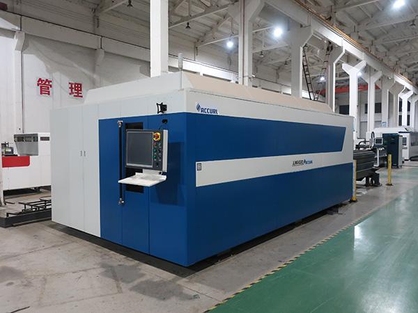 fiber laser kulstofstål skæremaskine