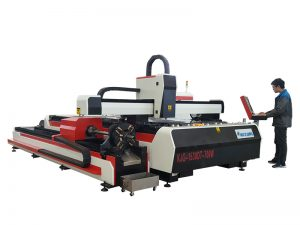 advanced raytools cutting head cnc fiber laser cutting machine cnc steel laser cutter