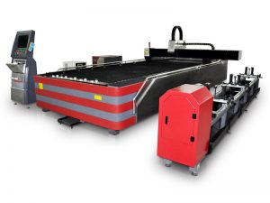 taiwan hiwin linear guide fiber laser tube cutting machine 1500 x 3000mm working range