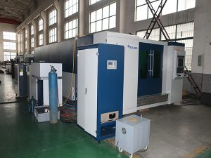 1000W fiber laser tube cutting machine