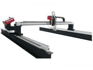 cortador de plasma de hierro / acero inoxidable corte de llama control de cnc personalizado