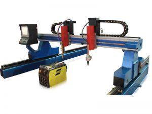 table gantry type cnc flame plasma cutting machiner portable mini plasma cutter