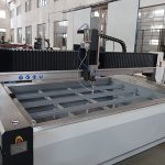Maskinpris för glasvattenstråle med kmt-pump