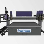 berkualiti tinggi cnc metal cutting machine / cnc plasma cutting machine