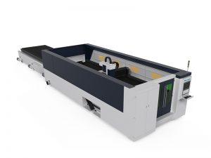 hieno lasersäteen ohutlevykuitulaserleikkauskoneen hinta