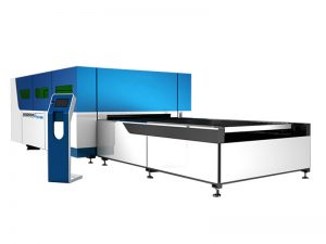 500w 1000w 2000w metal stainless steel fiber laser cutter equipment for 5mm carbon steel