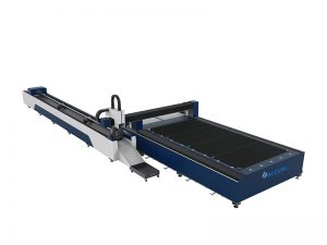 high quality industrial thin metal plate cutting cnc fiber laser cutting equipment