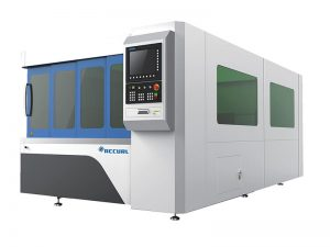 accurl famous brand ce fiber laser cutting machine 1325 1530 for metal aluminum stainless steel