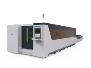 firkantet rør 2000w stål vinduesgrill design fiber laser skæremaskine