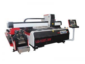 serat laser cutting mesin 500 w cnc logam murah untuk dijual