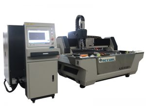 Metal sheet and tube fiber laser cutting machine used in agricultural equipment