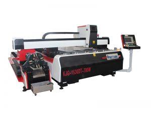 metalo pjovimo lazeriu / lazerio pjovimo staklės kaina / nerūdijančio plieno lazerio pjovimo staklės