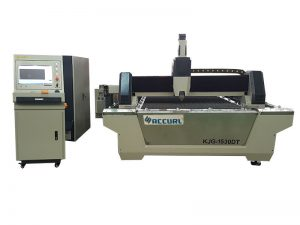 750w metal sheet fiber laser cutting machine for stainless steel process