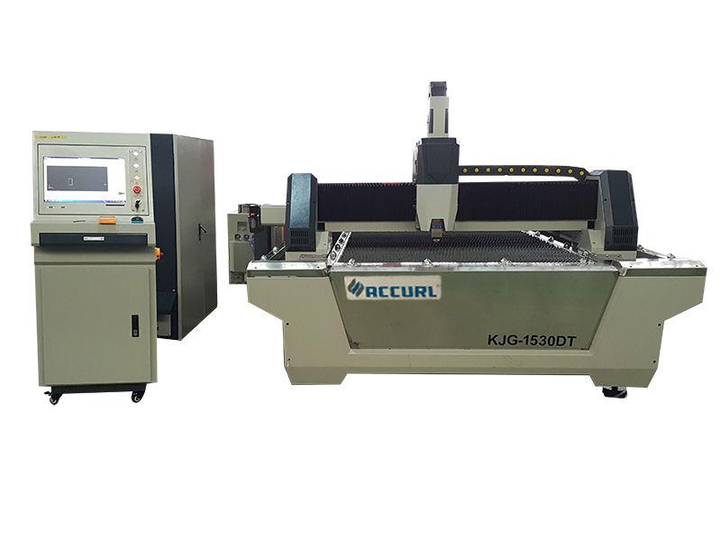 processus de machine de découpage de laser