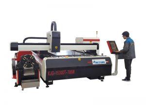 2018 nyt design høj præcision rør laser skæremaskine med max laser kilde