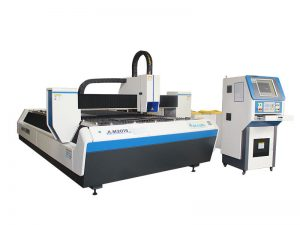 china famous brand popular qigo table hight precision fiber laser cutting machine for cutting metal sheets and tubes and pipes