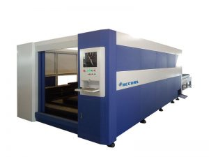 Ang co2 150w sheet nga stainless steel iron metal cnc barato nga laser metal cutting machine