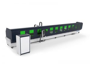 1000W Metal CNC Cutting Fiber Laser Machine