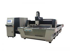 Kina 500w 1kw 2kw 3kw 4kw cnc plader af metalfiberlaserskæremaskine til salg