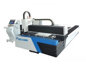1500w cnc metal and tube fiber laser cutting machine