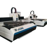 high precision laser plate cutting machine , fiber optic laser cutting machines
