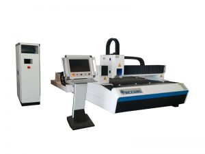 awtomatikong aluminyo fiber laser tube cutting machine